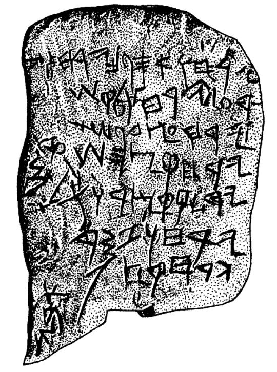 Römischer Kalender datiert