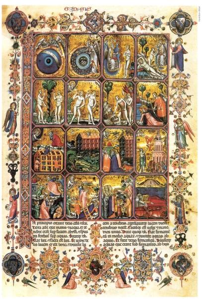 Schöpfung Bibel
