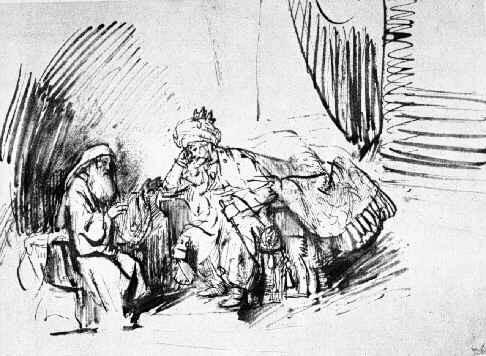 abb 4 nathan ermahnt david rembrandt ca 1655 - Knig David Lebenslauf