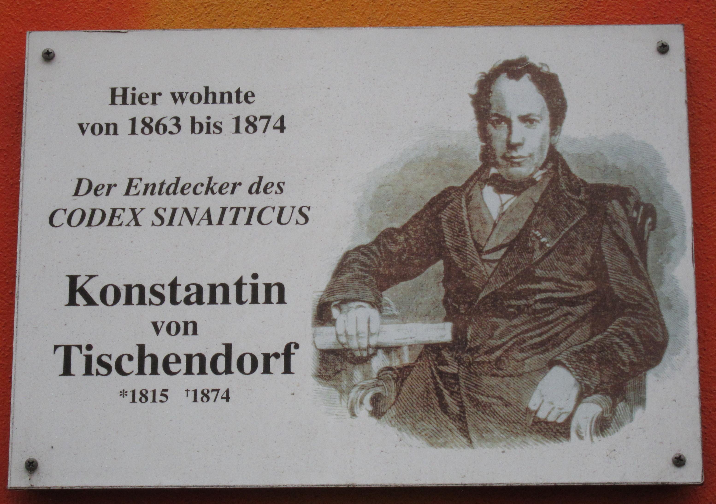 Dr. Georg Tischendorf
