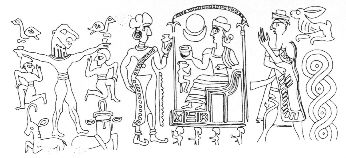 Bibel Schwarz Andere Szenen