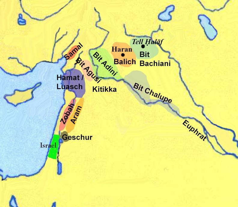 Syrien Karte Mit Städten.Lexikon Bibelwissenschaft De