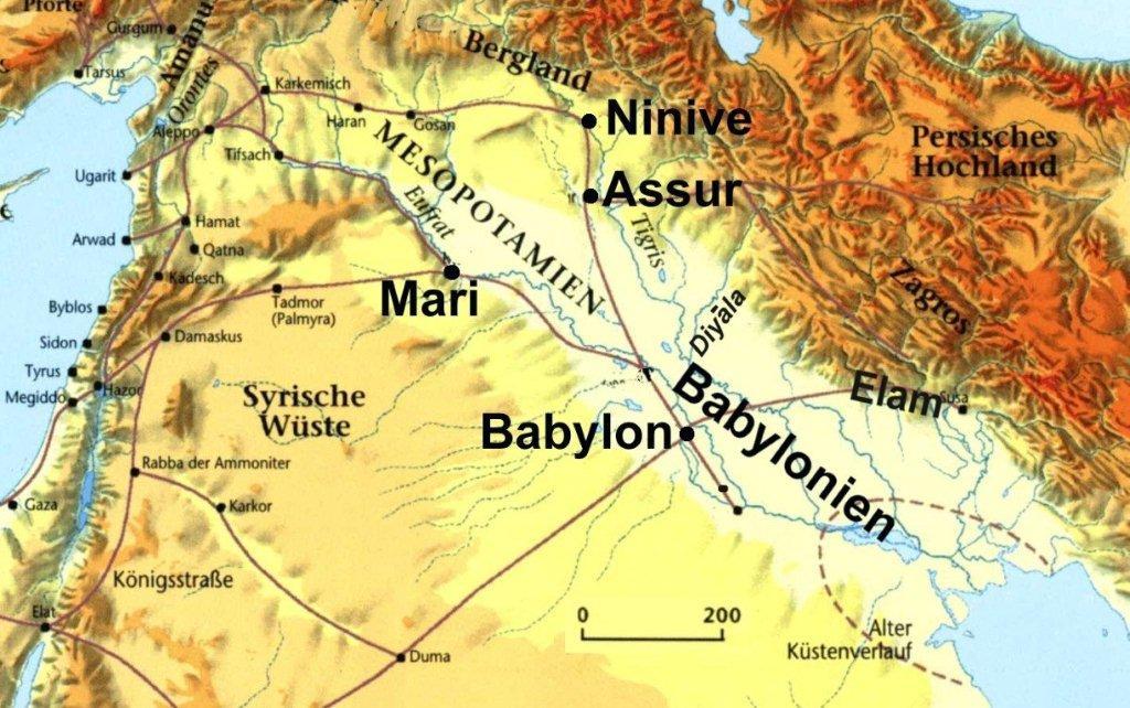 Babylonien Heute