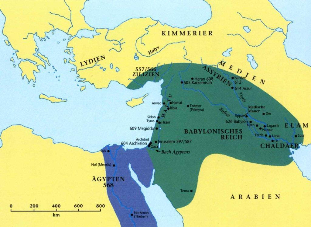 Babylon Karte.Lexikon Bibelwissenschaft De