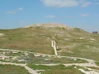 Aus: Wikimedia Commons; © Hanay (https://commons.wikimedia.org/wiki/File:Tel_Arad_-_Castle.JPG); Zugriff 1.11.2019