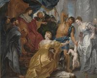 Abb. 3 Das Salomonische Urteil (Peter Paul Rubens; ca. 1617 n. Chr.).