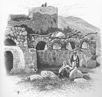 Aus: G. Ebers / H. Guthe, Palästina in Wort und Bild, 1. Band, Stuttgart / Leipzig 1883, 245