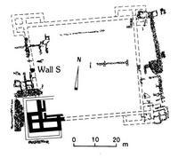 Aus: N.L. Lapp, Art. Tell el-Fūl, in: NEAEHL II, Jerusalem, 445-448, 446 (bearbeitet von Klaus Koenen)