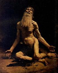 Abb. 1 Hiob (Léon Bonnat; 1833-1922).