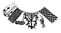 Aus: S. Schroer, 1987, Die Zweiggöttin in Palästina / Israel. Von der Mittelbronze II B-Zeit bis zu Jesus Sirach, in: M. Küchler / C. Uehlinger (Hgg.), Jerusalem. Texte – Bilder – Steine (FS H. Keel-Leu / O. Keel, NTOA 6), Freiburg (Schweiz) / Göttingen, 201-225, Abb. 15; © Stiftung BIBEL+ORIENT, Freiburg / Schweiz