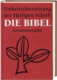 Abb. 11 Aktuelle Ausgabe der Einheitsübersetzung (1979/80).