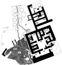 Aus: E. Fischer, Tell el-Far'ah (Süd). Ägyptisch-levantinische Beziehungen im späten 2. Jahrtausend v. Chr. (OBO 247), Fribourg / Göttingen 2011, 339 Abb. 10