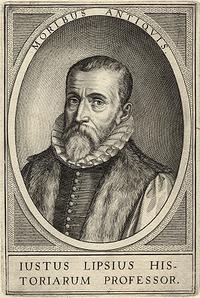 Abb. 11 Justus Lipsius (zum Vergrößern bitte anklicken).