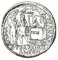 Aus: Alfred Jeremias, Das Alte Testament im Lichte des Alten Orients, Leipzig 1930, 146