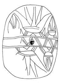 © Zeichnung E. Fischer; vgl. Brandl 1984, 20 Abb. 1d