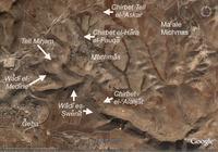 © Google Earth (Zugriff 30.10.2007); Beschriftung Klaus Koenen