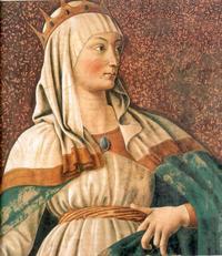 Abb. 2 Königin Ester (Andrea del Castagno; 15. Jh.).