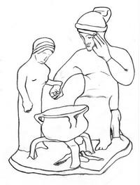 Zeichnung: Theresa Steckel; © Andreas Kunz-Lübcke