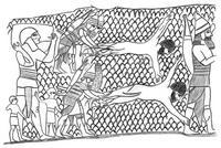 Zeichnung Theresa Steckel; © Andreas Kunz-Lübcke (British Museum, WA 124906)
