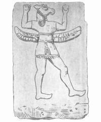 Aus: von Luschan 1902, Taf. 34a