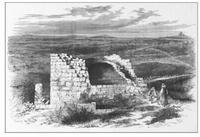 Aus: C. Ninck, Auf biblischen Pfaden. Reisebilder aus Aegypten, Palästina, Syrien, Kleinasien, Griechenland und der Türkei, Dresden, 5. Aufl. 1897, 237