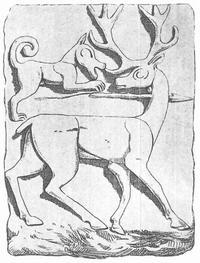 Aus: von Luschan 1902, Taf. 34h