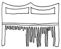 © Zeichnung E. Fischer; vgl. Kenyon 1960, 509 Abb. 221:2
