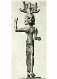 Aus: G. Contenau, Manuel d'archéologie orientale I, Paris 1927, 231 Fig. 141