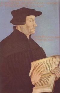 Abb. 8 Huldrych Zwingli (Portrait von Hans Asper, 1549).
