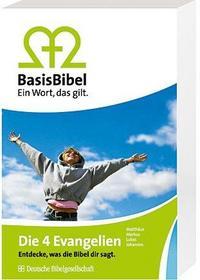 Abb. 15 BasisBibel, Die vier Evangelien (Buch & DVD, 2008).