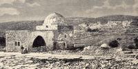 Aus: C. Ninck, Auf biblischen Pfaden – Reisebilder aus Ägypten, Palästina, Syrien, Kleinasien, Griechenland und der Türkei, 5. Aufl. 1897, 184