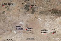 © Google Earth (Zugriff 15.5.2008); Beschriftung Klaus Koenen