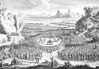 """Abb. 2 Der """"Landtag von Sichem"""" (Kupferstich; Le Clerc, 1722)."""