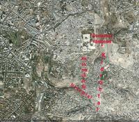 © Google Earth (Zugriff 29.11.2010); Beschriftung Klaus Koenen