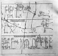 Mit Dank an © The Trustees of the British Museum (gezeichnet von W. Boutcher)