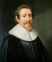 Abb. 1 Hugo Grotius (Gemälde von Michiel van Mierevelt, 1631).