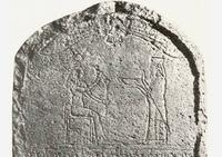 Aus: M. Dunand, Encore la stèle de Yehavmilk, Roi de Byblos, BMB 5 (1941), 57-85, 72