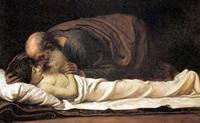 Abb. 4 Elisa erweckt den Sohn der Sunamiterin (Frederick Leighton, 19. Jh.).