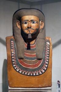 Ägyptisches Museum – Georg Steindorff – der Universität Leipzig; Inv.-Nr. 5; Foto: T.M. Oshima; mit freundlicher Genehmigung von D. Raue und T.M. Oshima