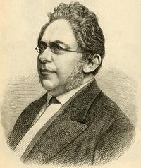 Abb. 12 Constantin von Tischendorf (1874).