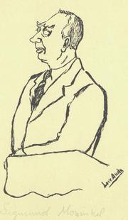 Abb. 3 Sigmund Mowinckel.