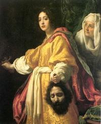 Abb. 9 Judit hat Holofernes getötet (Cristofano Allori; 1613).