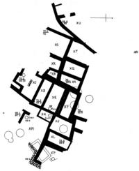 Aus: E. Macdonald / J.L. Starkey / L. Harding, Beth-Pelet II. Prehistoric Fara. Beth-Pelet Cemetery (BSAE 52), London 1932, Taf. LXX