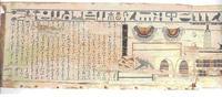 Aus: Schulz, R. / Seidel, M. (Hg.), Ägypten. Die Welt der Pharaonen, Köln 1997, 485 Abb. 112
