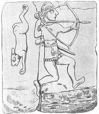 Aus: von Luschan 1902, Taf. 34g