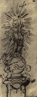 Quelle: http://www.zeno.org/Kunstwerke/B/Platzer,+Ignaz+Franz%3A+Das+Jesuskind+triumphiert+%C3%BCber+den+Teufel, gemeinfrei