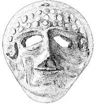 Aus: R. Czichon / P. Werner, Ausgrabungen in Tall Munbāqa – Ekalte I. Die bronzezeitlichen Kleinfunde (WVDOG 97), Saarbrücken 1998, Taf. 90; mit freundlicher Genehmigung von D. Machule