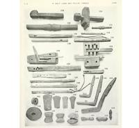 Aus: W.M.F. Petrie, Tools and Weapons, London 1916, PL. LXXV