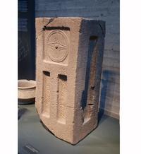 Abb. 14 Altar des spätbronzezeitlichen Tempels von Areal H.