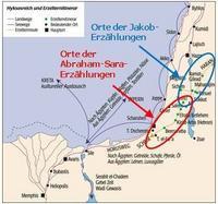 Abb. 6 Karte aus Staubli, 2002